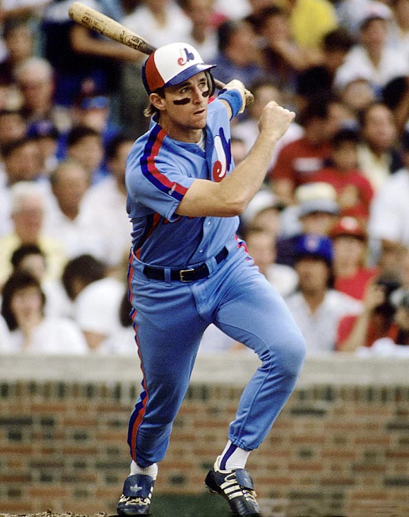 Wallach is Montreal's all-time leader in games played at 1,767, spending 13 seasons with the Expos, 11 of those at the hot corner. A first-round pick of the Expos in 1979, Wallach debuted with the big league team just a season later. Over his Montreal career, he won three Gold Gloves, made the All-Star team five times (with back-to-back appearances in 1984 and 85 and again in 1988 and 89), and finished fourth in the MVP voting in 1987, when he hit .298/.343/.514 with an MLB-best 42 doubles.