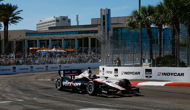 Having shaken off a long slump, IndyCar's Will Power now has a winning attitude.