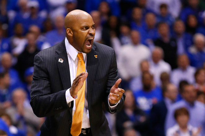 Martin owns a 63-41 record in three seasons at Tennessee and led the Volunteers to a 24-13 record this year.