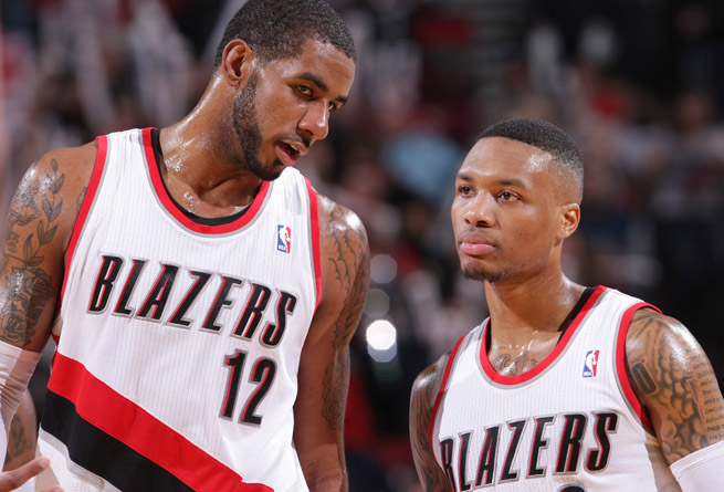The Trail Blazers are only 18-18 since a 31-9 start, but they've won four consecutive games.
