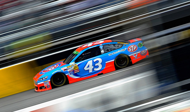 Aric Almirola wants to live up to Richard Petty's considerable legacy in NASCAR.