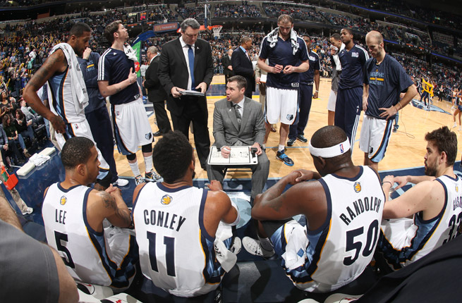 The Grizzlies are 31-14 since New Year's Day, surging them into the playoff picture after an ugly start.