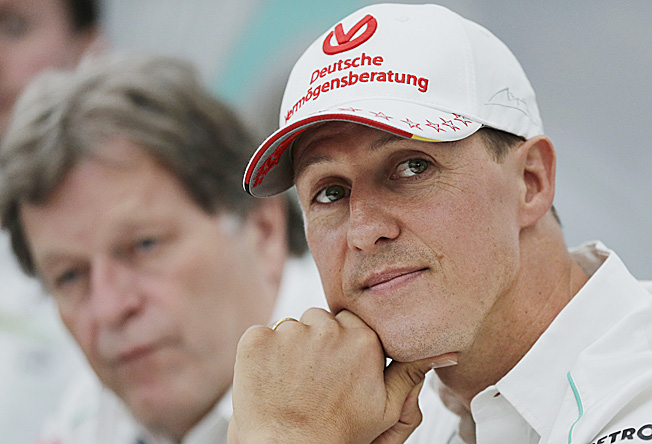 The process of bringing Michael Schumacher out of his drug-induced coma has taken months.