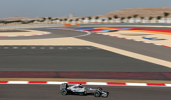 Lewis Hamilton and Mercedes are still on a roll after the team won F1's first two races of the year.