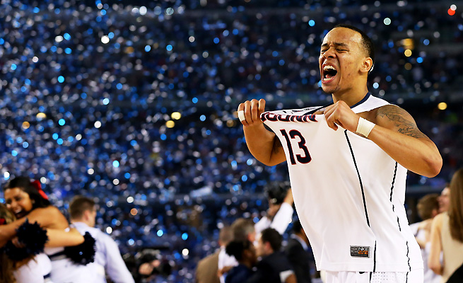 Shabazz Napier (a game-high 22 points) was named the tournament's Most Outstanding Player.