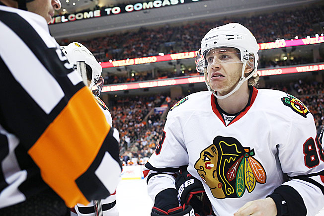 A healthy Patrick Kane would greatly brighten the defending champion Blackhawks' playoff outlook.