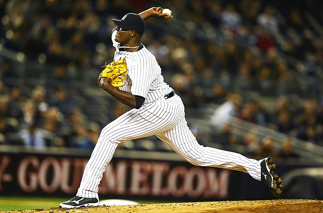 Through two games, Michael Pineda has a 1.50 ERA and 12 K's. Can he continue to sustain this level?