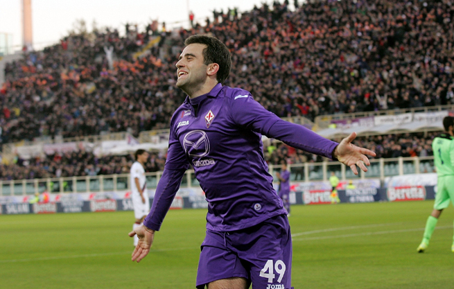 New Jersey-born Giuseppe Rossi will take part in an Italy fitness test as he attempts to return from his latest injury.