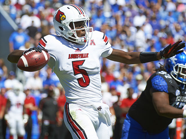 <bold><underline>SI VIDEO</underline></bold><bold> > </bold><bold>WHAT DO BOOMER ESIASON AND TEDDY BRIDGEWATER HAVE IN COMMON?</bold> <bold>Teddy Bridgewater began draft season as a potential No. 1 pick on many boards. The Louisville quarterback has since seen his stock fall, and there's no telling where he might go. Boomer Esiason compares Bridgewater's situation to his own as a rookie quarterback entering the league in 1984.</bold>
