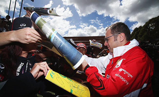 A long slump and slow start to the F1 season has forced Stefano Domenicali to step down at Ferrari.