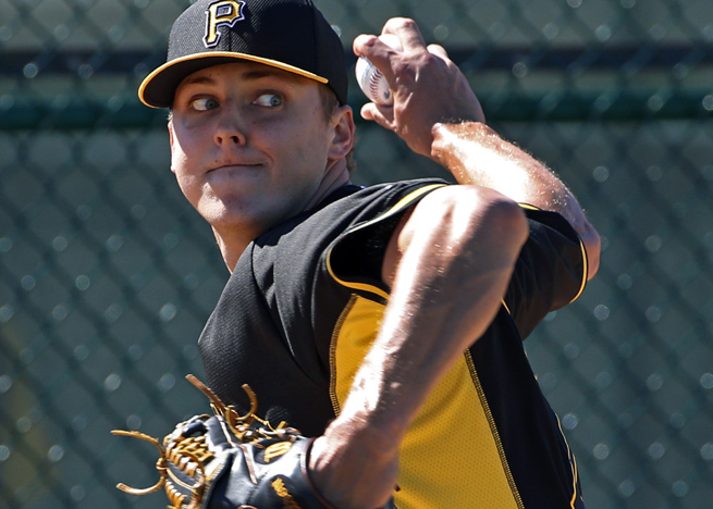 Jameson Taillon will miss the entire 2014 season after undergoing Tommy John surgery at age 22.