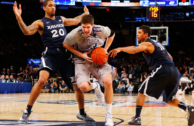 Big East teams could get big NCAA Tournament boosts out of beating quality Big Ten opponents.