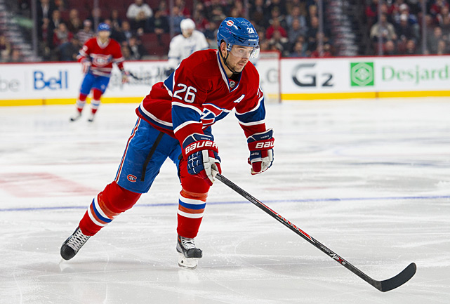 While he lacks the flash of his more exuberant teammate P.K. Subban, Gorges is, in many ways, just as valuable to the Canadiens. His rock-solid defensive presence and gritty leadership steady the Habs in their own end and free his partners to take chances in the offensive zone.