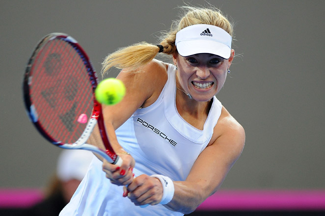 Angelique Kerber's victory over Sam Stosur sends Germany into its first Fed Cup final in 21 years.