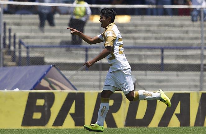 Daniel Ramirez's goal sent Pumas into the playoffs with a win over Chivas.