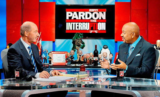 The DNA from TSWOTV can be seen on many ESPN shows, such as Pardon The Interruption.