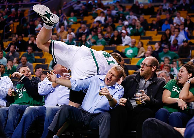 Alas, Boston's basketball squad went out in not so grand style with a 118-102 frashin' at the hands of the Washington Wizards, missing the playoffs and landing in the laps of their disgruntled fans at TD Garden.