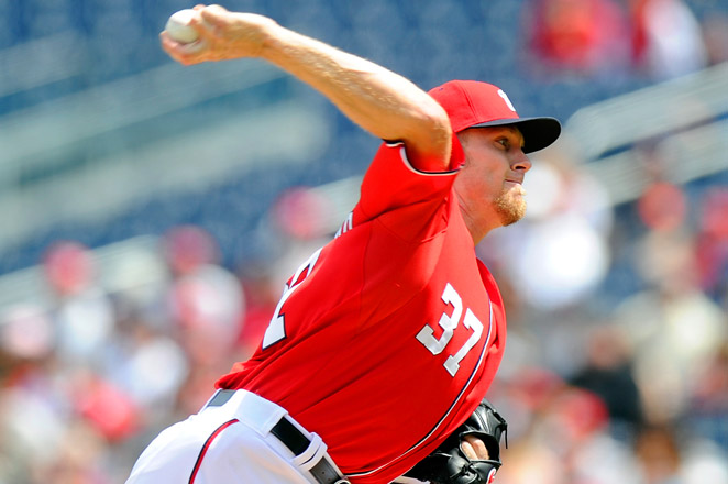 Stephen Strasburg has two double-digit strikeout games, but has also allowed the seventh-most earned runs in the league.