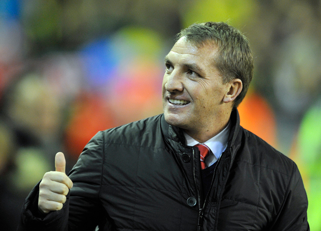 Manager Brendan Rodgers has Liverpool on the cusp of its first league championship since 1989-1990.