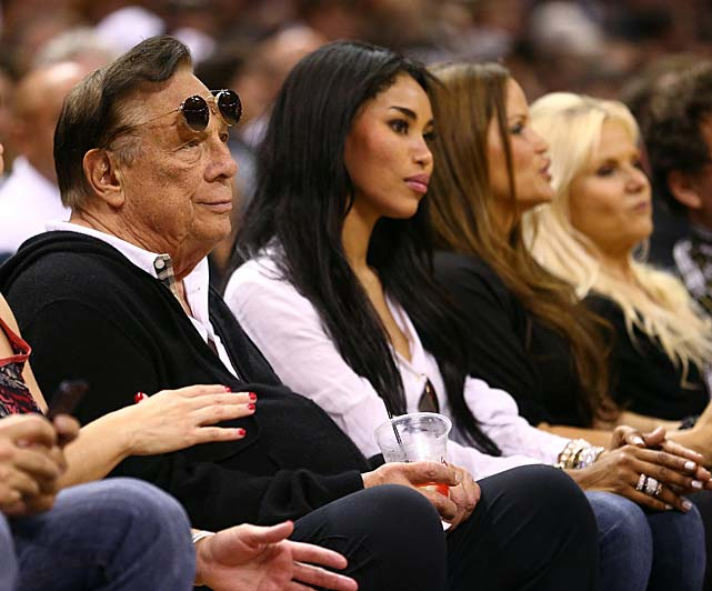 Los Angeles Clippers owner Donald Sterling was banned for life by the NBA on April 29th after an audio recording surfaced in which he could be heard making a series of racist remarks. In that recording, he scolded his girlfriend for bringing African-Americans to Clippers games and for posting photos of her and African-Americans to her Instagram account. Here are some other suspensions and bans involving sports figures over the years.