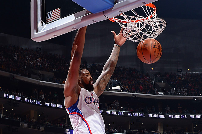 DeAndre Jordan had a playoff career high of 25 points as the Clips took a 3-2 series lead over the Warriors.