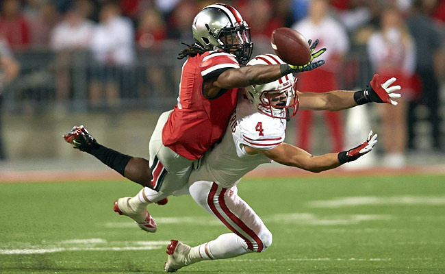 <bold><underline>SI VIDEO</underline></bold><bold> > </bold><bold>WHO ARE THE BEST DEFENSIVE BACKS IN THIS YEAR'S DRAFT?</bold><bold> </bold> <bold>Teams are split on who belongs at the top of the defensive back crop. With a league-wide trend toward big cornerbacks, The MMQB's Peter King breaks down a group of pass defenders that includes Bradley Roby (pictured).</bold>