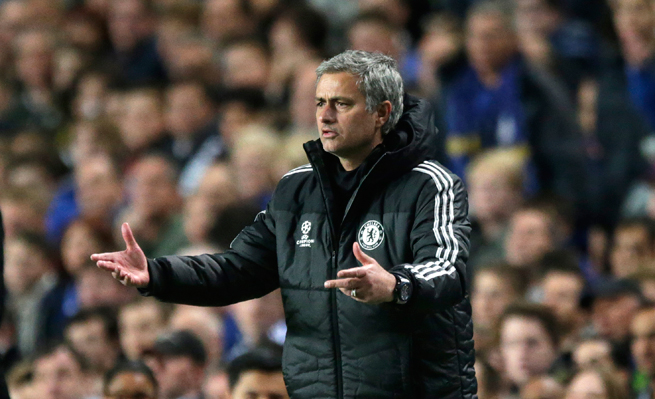 Jose Mourinho lost in the Champions League semifinals for the fourth straight year, with his Chelsea falling to Atletico Madrid in Wednesday's semifinal second leg.