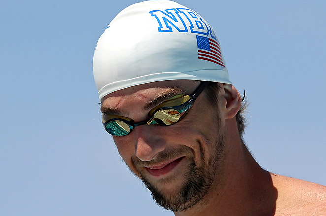Phelps has entered the 100-meter butterfly and 200 freestyle at the Charlotte Grand Prix.