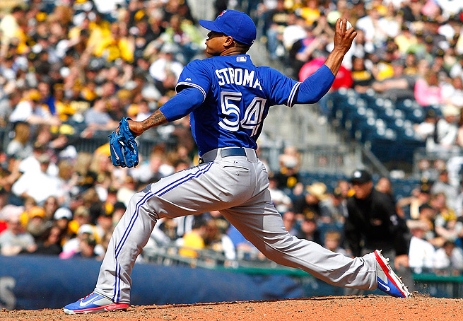 Marcus Stroman put up a 1.69 ERA and tossed 36 strikeouts in 26 2/3 innings at Triple-A Buffalo.