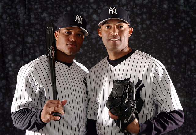 "Former New York Yankees closer Mariano Rivera writes in his new book that he would take Boston Red Sox second baseman Dustin Pedroia over former teammate Robinson Cano. In Rivera's new book, <italics>The Closer</italics>, he says of Cano: <italics>""This guy has so much talent I don't know where to start... There is no doubt that he is a Hall-of-Fame caliber (player). It's just a question of whether he finds the drive you need to get there. I don't think Robby burns to be the best... You don't see that red-hot passion in him that you see in most elite players. If I have to win one game, I'd have a hard time taking anybody over Dustin Pedroia as my second baseman."" </italics> With Mo in the news again, here are some rare photos of the all-time leader in saves."