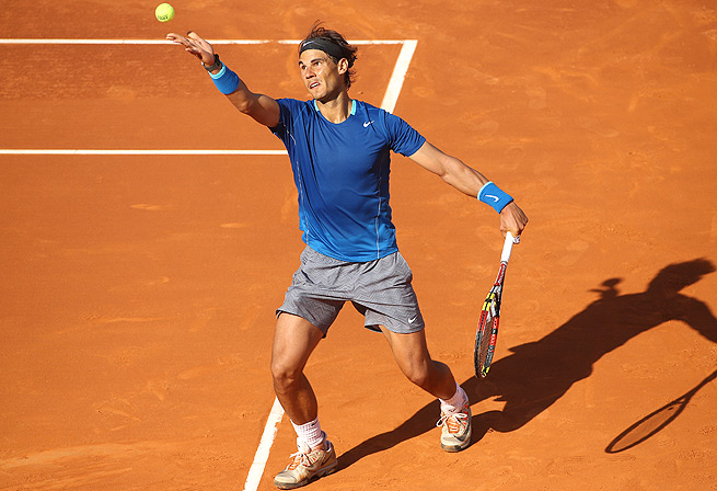 Rafael Nadal suffered two surprising losses in clay tournaments he has previously dominated.