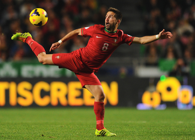 Joao Moutinho's role for Portugal may not always draw the spotlight, but he is a crucial component of Paulo Bento's side.