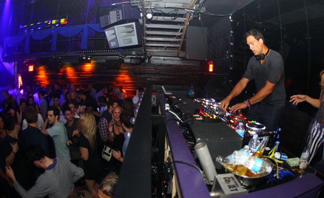 After a long and successful NBA career, Rony Seikaly now plays on a different stage: DJ booth.