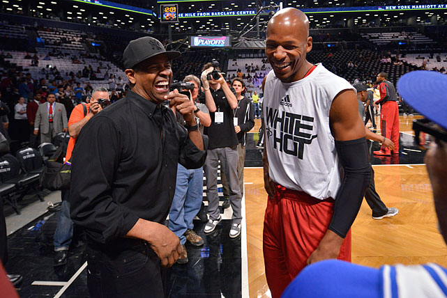 Brooklyn Nets vs. Miami Heat May 12, 2014 at Barclays Center in Brooklyn