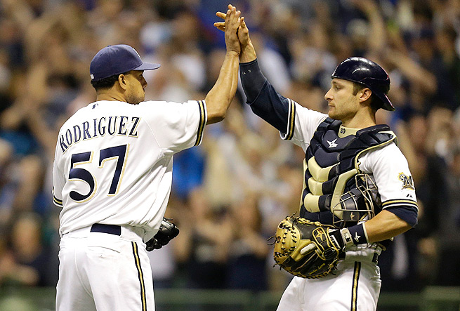 Francisco Rodriguez has used his changeup to become one of the best closers in baseball.