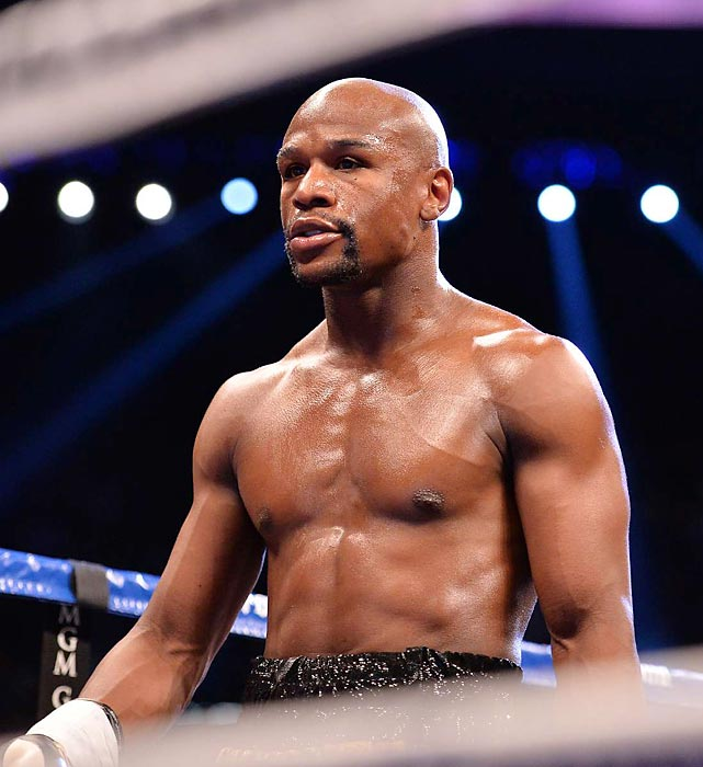 One of the most successful boxers ever, the brash Mayweather has been charged for battery and domestic violence on multiple occasions. These troubles, and a posse of celebrity supporters that includes Justin Bieber and Lil Wayne, have made Mayweather a polarizing figure atop his sport.