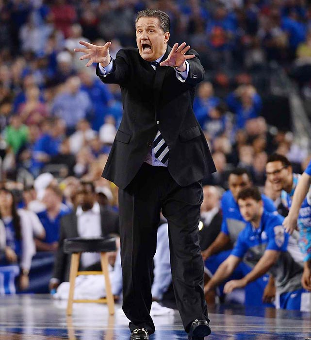 "Calipari wins and recruits wherever he goes. He's also left a trail of NCAA violations in his wake at UMass and Memphis. His position at the forefront of college basketball's ""One-and-Done"" era of recruiting have made him reviled among hoops traditionalists."
