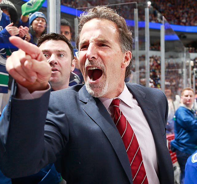 The outspoken Tortorella has a reputation for criticizing players, management and the NHL, as well as being standoffish to media. He is currently unemployed.