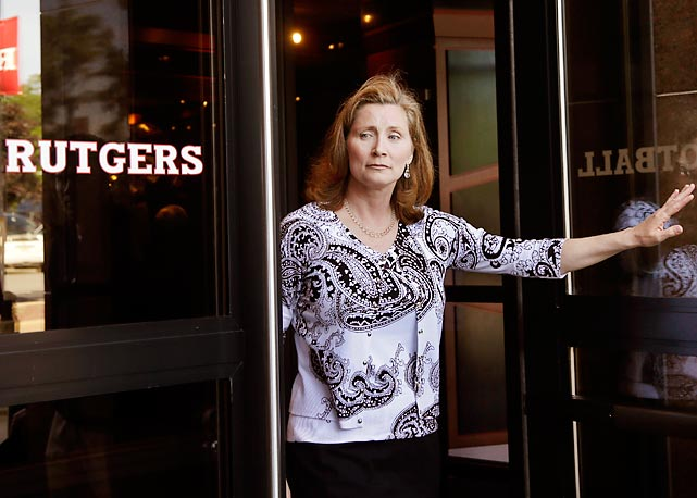 "Dating back to accusations of verbal abuse while serving as a Tennessee women's volleyball coach, Hermann continues to make misstep after misstep. Her latest: saying that it would be ""great"" if New Jersey's <italics>Star-Ledger</italics> newspaper (which had just laid of 167 employees) folded."