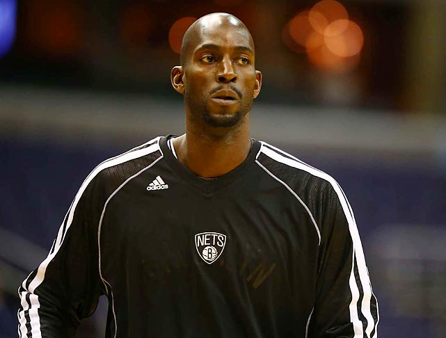 Garnett, one of the NBA's most dominant players during his career, is also noted for his trash talk and dirty play, with a penchant for throwing elbows into opposing players.