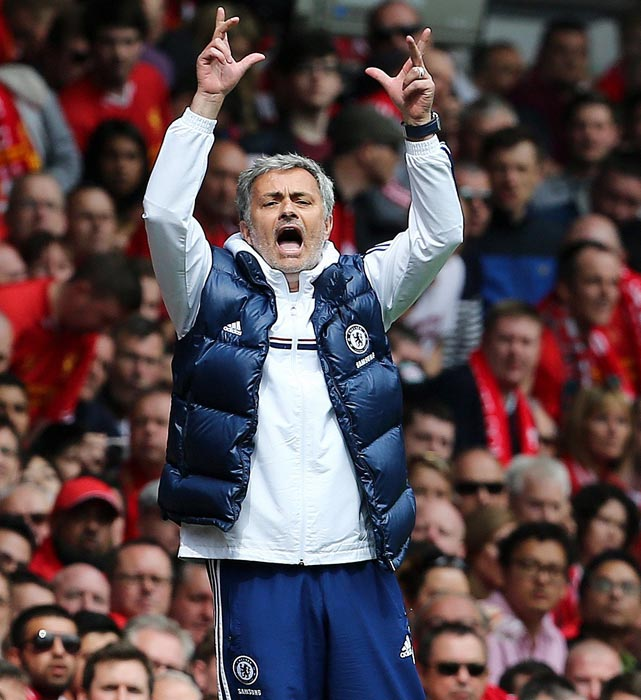 "Mourinho has long been one of Europe's top managers, and loves to talk about it -- in 2004 calling himself ""special"" and earning the nickname ""The Special One"" from media. He's outspoken and his behavior often overshadows the performance of his teams."
