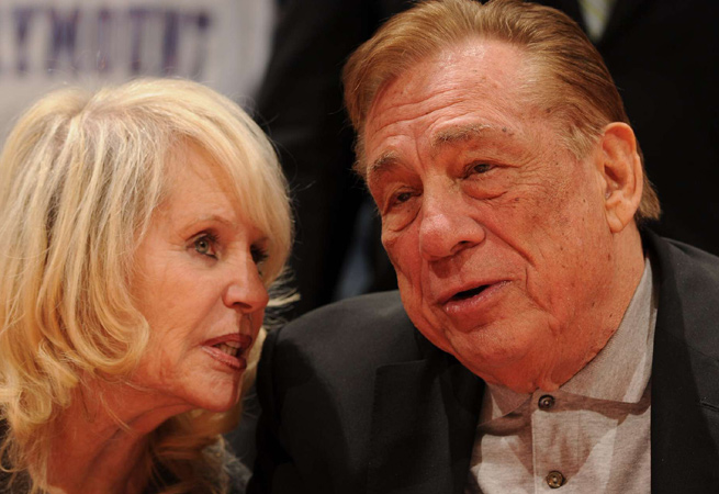 Shelly Sterling wants to inherit the Clippers if her husband, Donald, is forced out as owner.