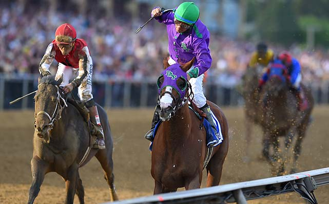 California Chrome became the first California-bred to win the Preakness since Snow Chief in 1986.