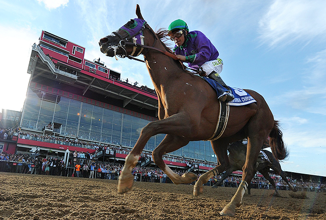 Since 1978, 11 horses have won the Kentucky Derby and the Preakness, but failed to win Belmont.