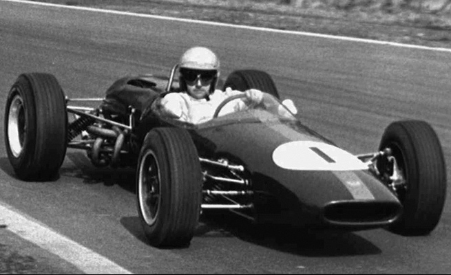 Jack Brabham was the only F1 driver to win a world championship in a car he built himself.
