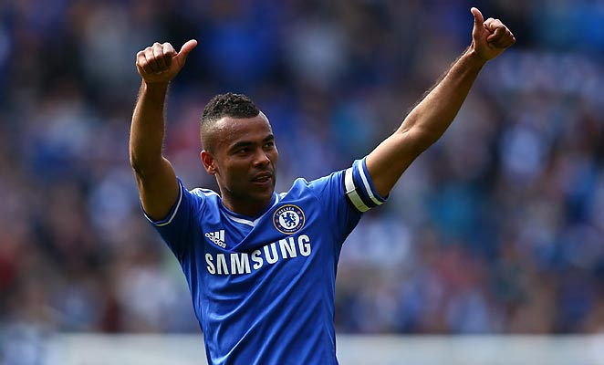 Ashley Cole has enjoyed several successes over the past eight seasons with Chelsea.