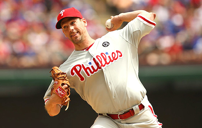 Cliff Lee's left-elbow sprain is reported to be mild, but the Phillies don't want to take any chances.