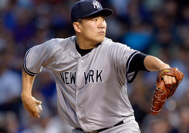 Masahiro Tanaka has been stellar this season, with a 2.39 ERA and 73 strikeouts in 64 innings.