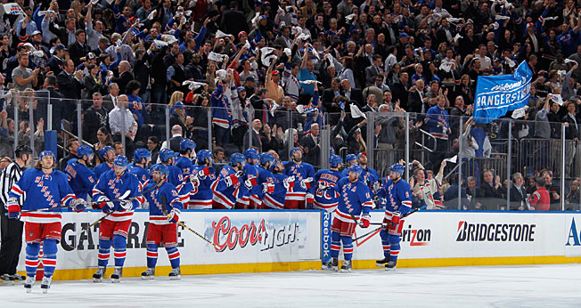 The Rangers' playoff run has captured hearts in New York and fueled high hopes.