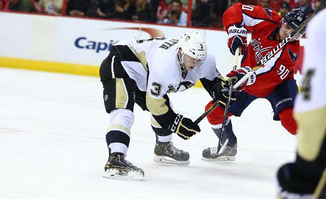 Olli Maatta (3) became a steady presence on the Penguins' blueline in his rookie season.
